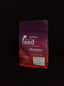 Additive Feeding Booster 0 – 30 – 27 PK +